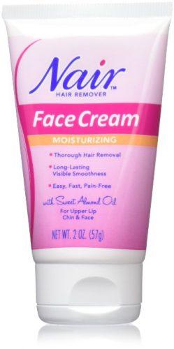 Nair Hair Remover Moisturizing Face Cream