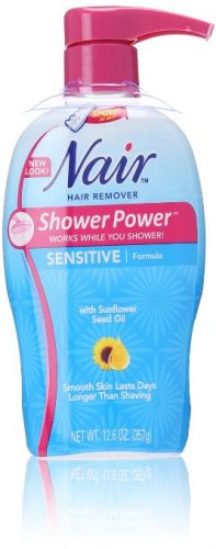 Nair Shower Power Sensitive Formula