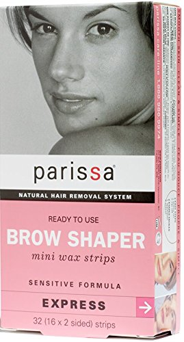 Parissa Brow Shaper Mini Waxing Strips