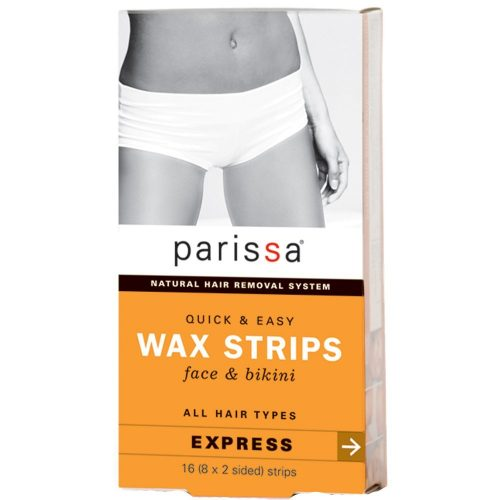 Parissa Wax Strips, Face and Bikini