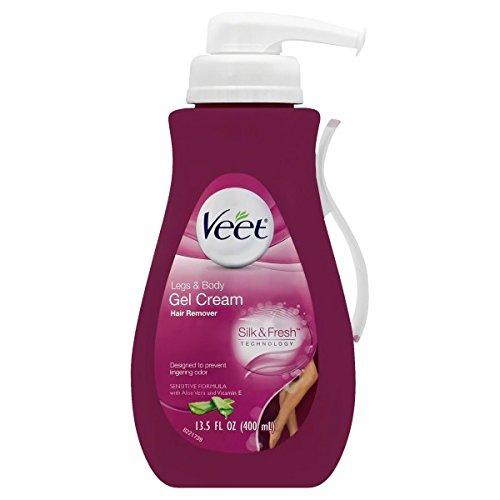 Veet Gel Cream Sensitive Formula Hair Remover