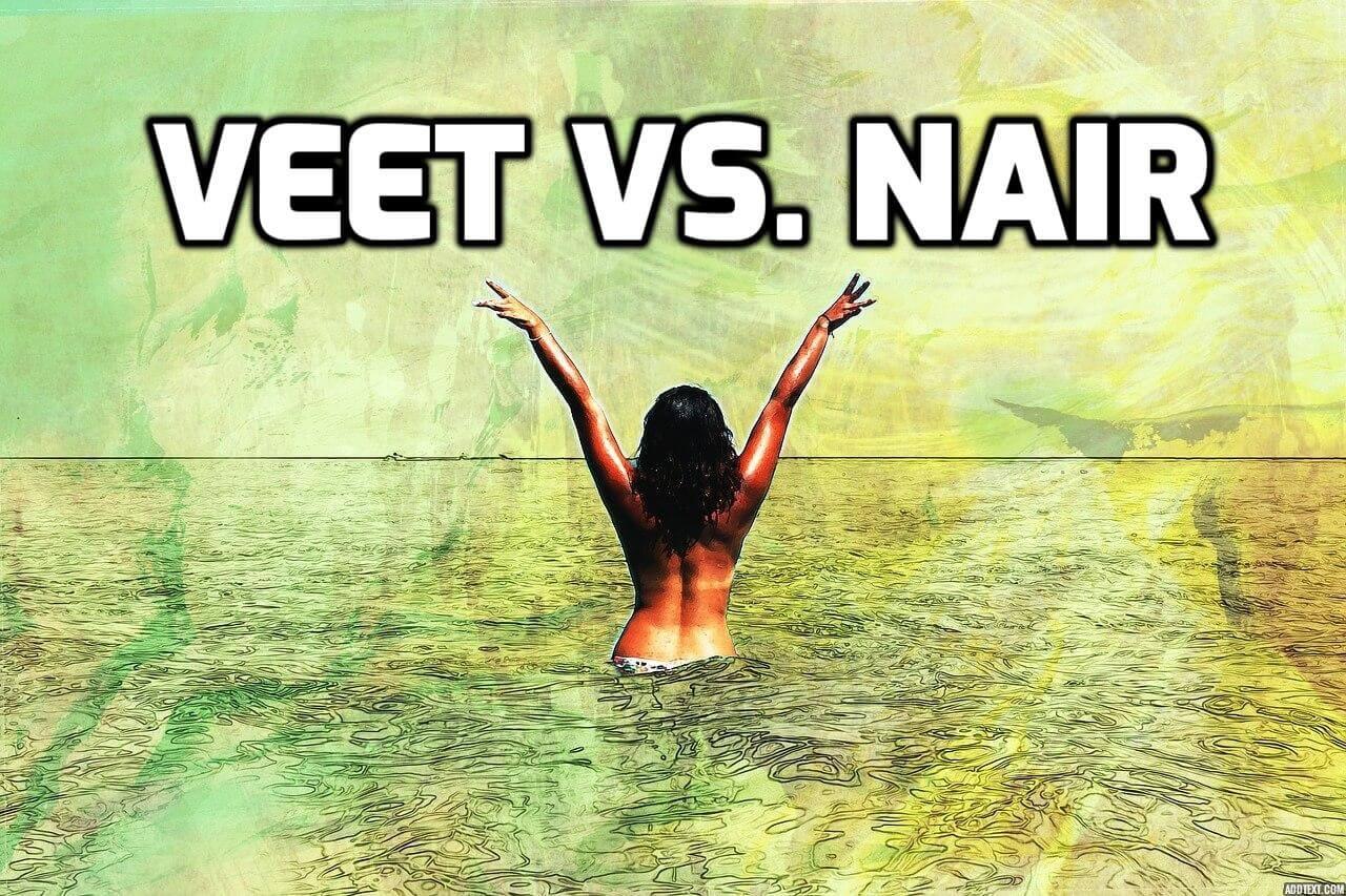 Veet vs. Nair
